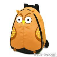 New desigh cute school kid's animal backpack schoolbag