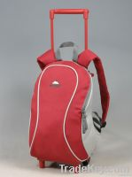 Best selling high quality popular trolley backpack for unisex