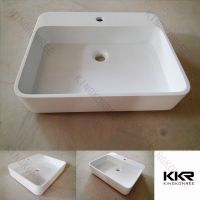 Kingkonree wholesale bathroom sink , pedestal sink