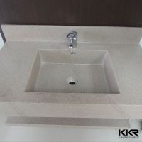 Kingkonree sanitary ware stone wash basin