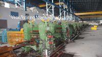 hot rolling mill train