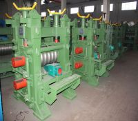 hot rolling mill train