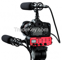 Saramonic SR-AX107 Audio Adapter for Canon and Nikon DSLR