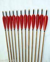Bamboo hunting arrows