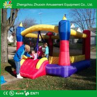 2014 new inflatable bouncy castle for kids