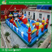 2014 new mickey mouse child kids inflatable bouncy jumping castle for sale