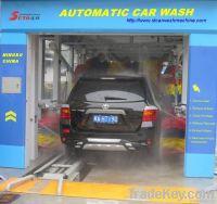 Automatic Car Tunnel Wash System