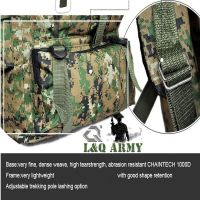 Camouflage Backpack Rucksack 70L Waterproof Internal Frame Climbing Camping Hiking Backpack