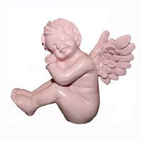 Customized Resin Angel Crafts Resin Figurine Polyresin Sculpture