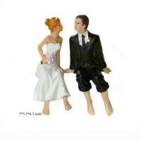 Customized Resin Angel Crafts Resin Figurine Polyresin Sculpture
