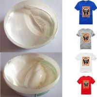 high elastic soft handfeel white rubber paste for screen printing