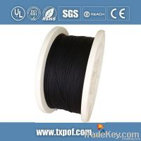 1.0/2.2mm Plastic Optic Fiber Cable for Data Transmission and Lighting