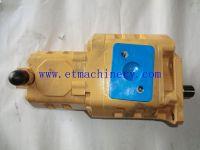gear pumps for wheel loaders  truck crane