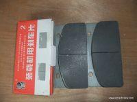 brake pads  for China wheel loaders