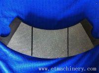 brake pads  for LIUGONG wheel loaders