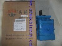 hydraulic Pump CBGJ2100 for LONGKING  ZL50EXK  wheel loader