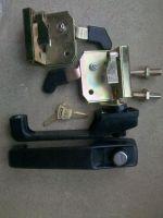 door locks for construction machinery