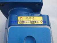 steering  pump  CBGJ3100/1010-XF for XCMG  loader