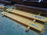 blade for wheel loaders