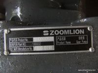 hydraulic pumps JHP2063/2050/2040/Gj1010D for ZOOMLION truck crane