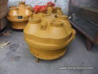 Torque converter assembly  for shantui bullodzer