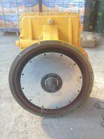 Torque converter for wheel loader and road roller