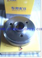 axle ring gear for wheel loader