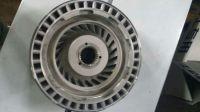 Torque converter parts for wheel loader and road roller