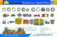 complete Shantui bulldozer spare parts