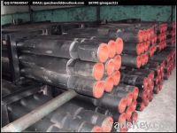 Flat drill pipe