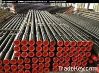 Geological drill pipes