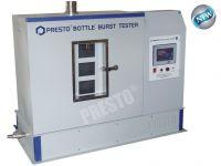 Bottle Burst Tester Touch Screen