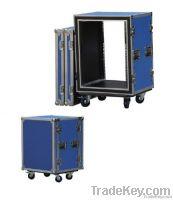 19� anti-shock rack  flight case