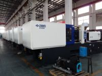 268ton Inejction Molding Machine with hopper dryer