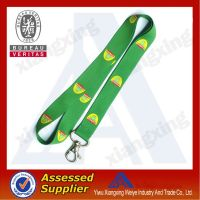 High quality and cheap custom sublimation lanyard