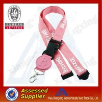 high quality stain ribbon lanyard for promotional
