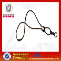 new design keychain leather lanyard hot sale