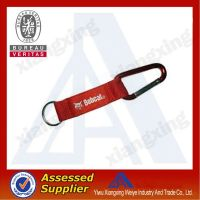 Promotional items decorative carabiner short lanyard trade for sale