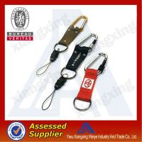 Fashionable multifunction lanyard short strap with mini compass