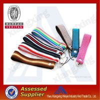 New design best price promotional colorful cellphone short Lanyard