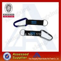 2014 promotional items carabiner keychain short lanyard trade for sale