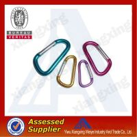 Top quality new product colorful lanyard carabiner hook China manufacture