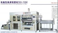 High Efficiency Automatic Vacuum Forming Machine