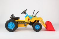 2014 Kids Wheel Pedal Loader Car CFX-313