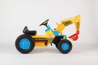 baby excavator pedal car toy CFX-315