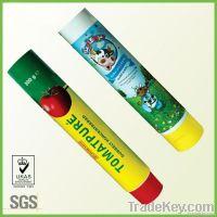 food grade plastic tubes