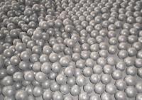 chromium alloyed cast grinding balls