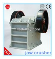 China New mini stone jaw rusher price