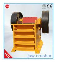 China New mini stone jaw rusher price