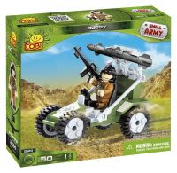COBI 2124 army military toy building blocks bricks made in EUROPE